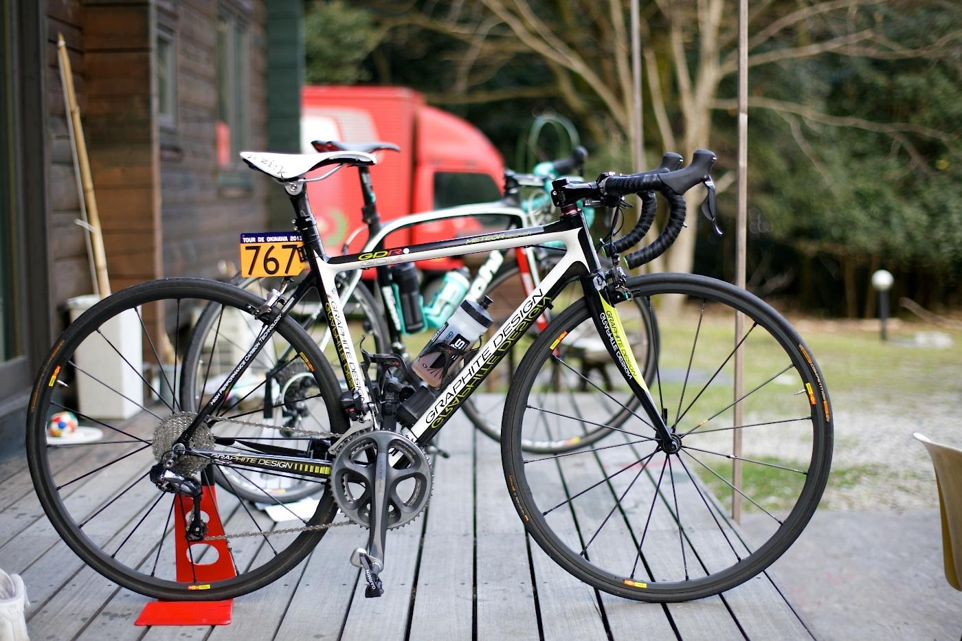 ふわふわピョンピョン系 j_fantasistaさんの This is my bike!!